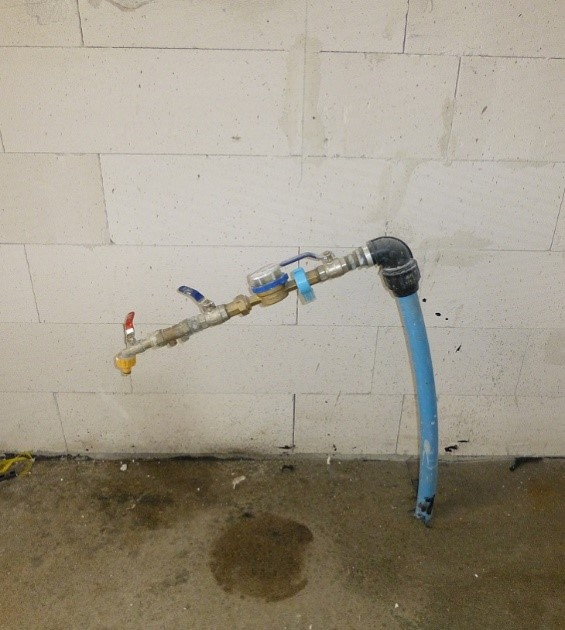 Wodociąg to najpewniejsze źródło wody użytej do przygotowania mieszanki betonowej