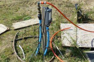 Woda z zainstalowanej na działce studni głębinowej zwykle dobrze nadaje się do betonu