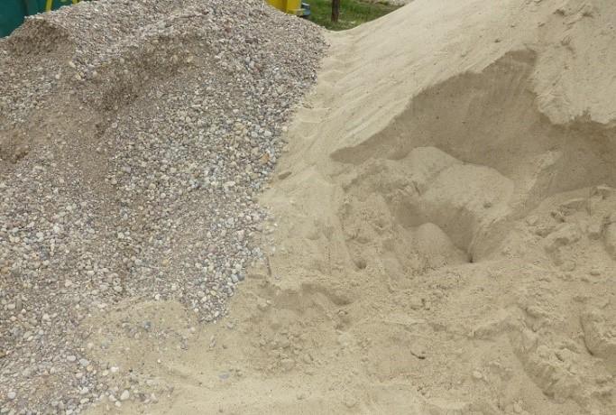 Fot. 3 – Do uzyskania dobrego betonu nie wystarczy jedynie dokładnie odmierzyć ilości piasku i żwiru – nie może być też w nich żadnych zanieczyszczeń chemicznych i organicznych